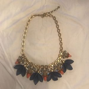 J. Crew decor necklace